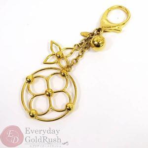Louis Vuitton Blemy M67931 Bag Charm Gold Women's