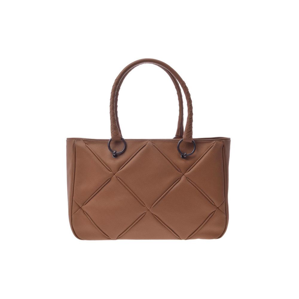 eLADY GLOBAZONE   Used Bottega Veneta Handbag Marco Polo Pvc Leather ...