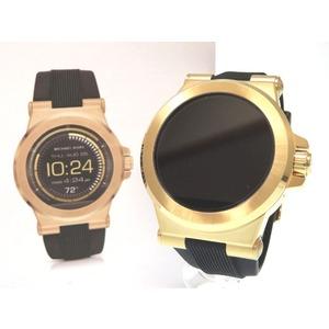 Michael Kors Smart Watch Mkt 5009 Men's Gold Black 0274 Michael