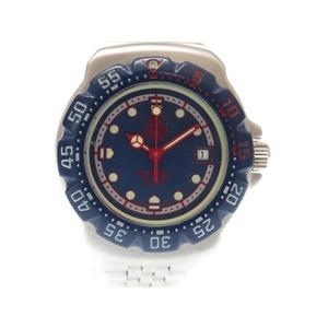 Tag Heuer Formula 1 Professional 370.508 Quartz Ladies Watch 0441