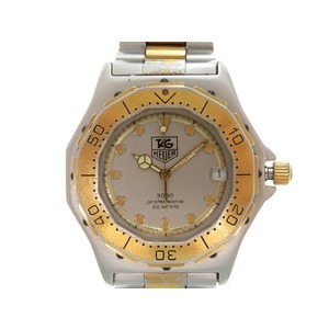 Tag Heuer Professional 3000 934 206 Quartz Watch 0044