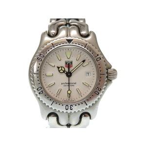 Tag Heuer Cell Series S99.015 Professional 200 M White Dialboard Quartz Ladies Watch 0438