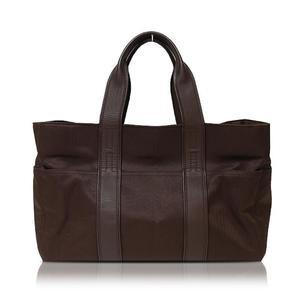 Hermes Acapulco Mm Tote Bag Chocolat Ladies Louis Vuitton Women's Free Shipping