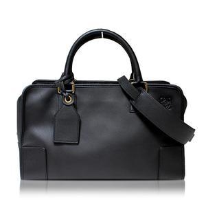 Loewe Amazonas 35 352.30.n22 Black Handbag Women's Free Shipping