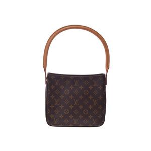 Used Louis Vuitton Monogram Looping Mm M51146 One Shoulder Bag Women's ◇