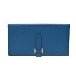 Used Hermes Bearnsfureva Epson Blue Izmir Sv Hardware Fitting R Stamped ◇
