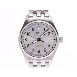 New Article Iwc Pilot Watch Automatic 36 Ss Volume Men's Wrist Box Gala ◇