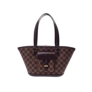 Used Louis Vuitton Damier Manosque Pm N51121 Ladies ◇