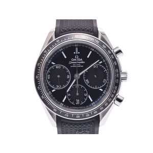Second-hand Omega Speedmaster Racing Co-axial 326.32.40.50.01.001 Ss / Rubber Box Galleries Automatic Men's ◇