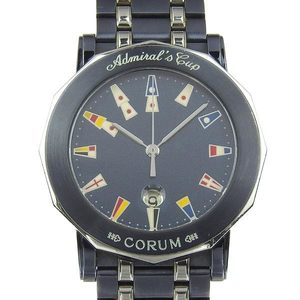 Corum Admirals Cup Men's Quartz Wristwatch 99.330.30v585