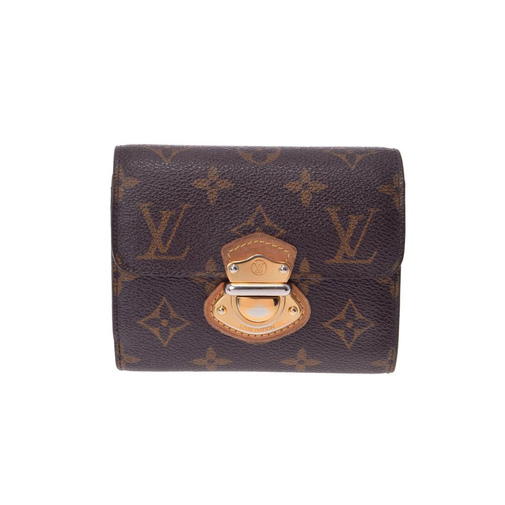 1d182890f922 ... 財布(三つ折り) ブラウン. ルイ・ヴィトン(Louis Vuitton) モノグラム Portefeuille Joey M60211  レディース,メンズ,ガールズ