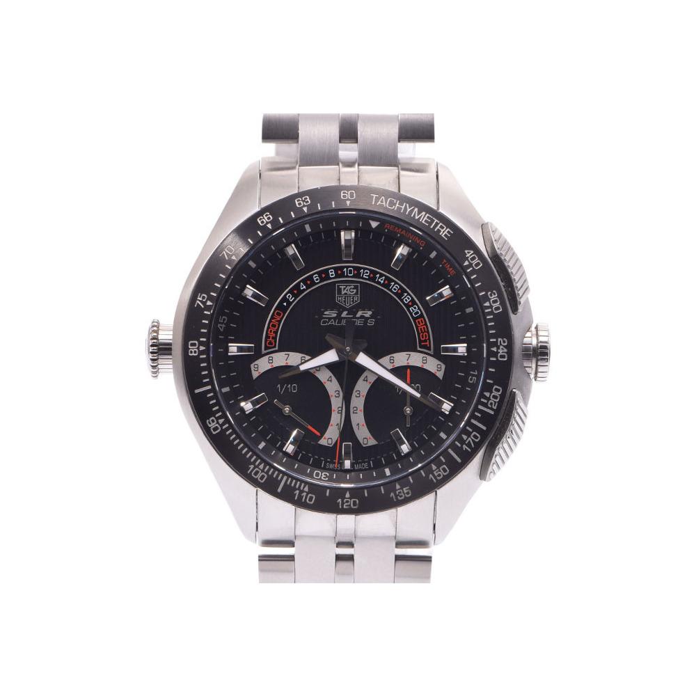中古 タグホイヤー SLR キャリバーS メルセデスベンツ SS 自動巻 メンズ 腕時計  TAG Heuer