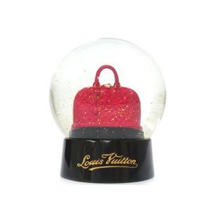 Louis Vuitton Novelty Alma Motif Snow Dome Object Lv 0547