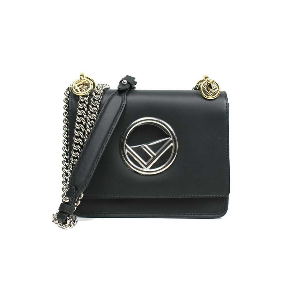 886a29f178 ... womens black wallet purse f87f6 d23ff new arrivals fendi mini cannyf 8bt  286 2ih black shoulder bag ladies 140b8 77405 ...