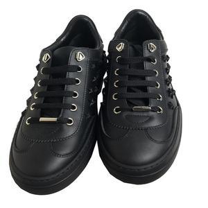 Jimmy Choo Ace Star Sneaker Black
