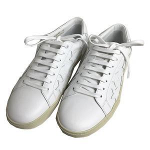 Saint Laurent Star Sneaker 458867 White