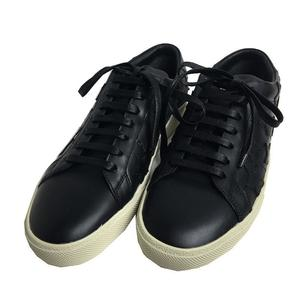 Saint Laurent Star Sneaker 458867 Black