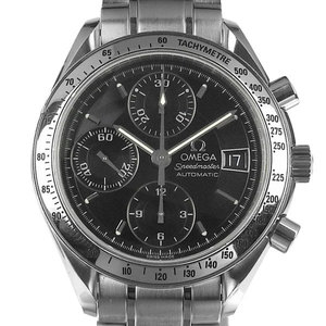Omega Omega Speed Master Date Men's Automatic Wrist Watch 3513.5