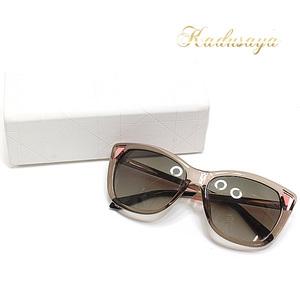 Christian Dior Sunglasses Pink × Black