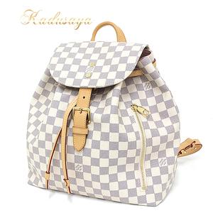 Louis Vuitton Speron Damier Azur N41578 Backpack