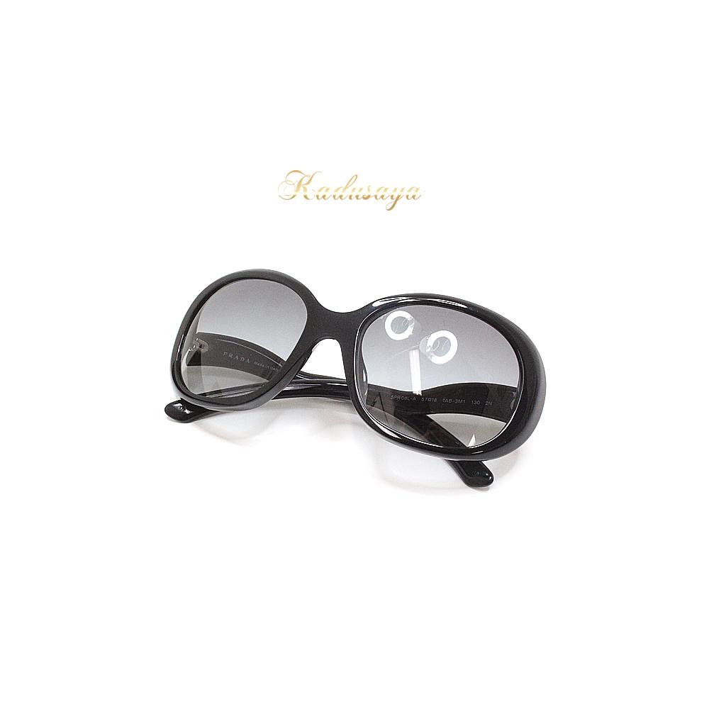 013f269387ba Prada Sunglasses Black Gunmetal Gradation 57 □ 18 130 Spr 08 L - A ...