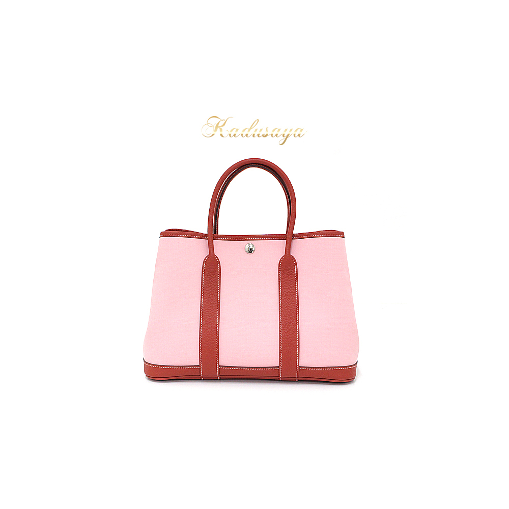 ... bag germany hermes garden party tpm towal office wash country rose  sakura rouge ducesse t mark made ... 90c59315a4
