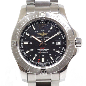 Breitling Breitling Men's Watch Colt Automatic Black Dial