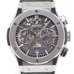Hublot Men's Watch Classic Fusion Aero Chronograph Titanium 525. Nx. 0170.lr