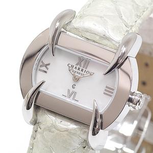Chariol Charriol Kucha Ladies Watch White Shell Dial Kuchts 490 Kts 004