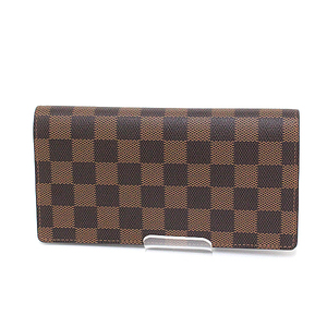 Louis Vuitton Damier Portofoille Broza Folding Wallet Old Style N60017