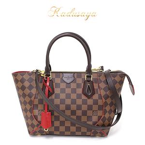 Louis Vuitton Kaiza Tote Pm Damier Ebene Sullies N 41551 2 Way Shoulder Bag Item