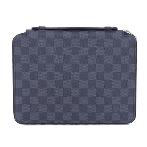 Louis Vuitton Damier Graphite Ipad Essential Case N 63034