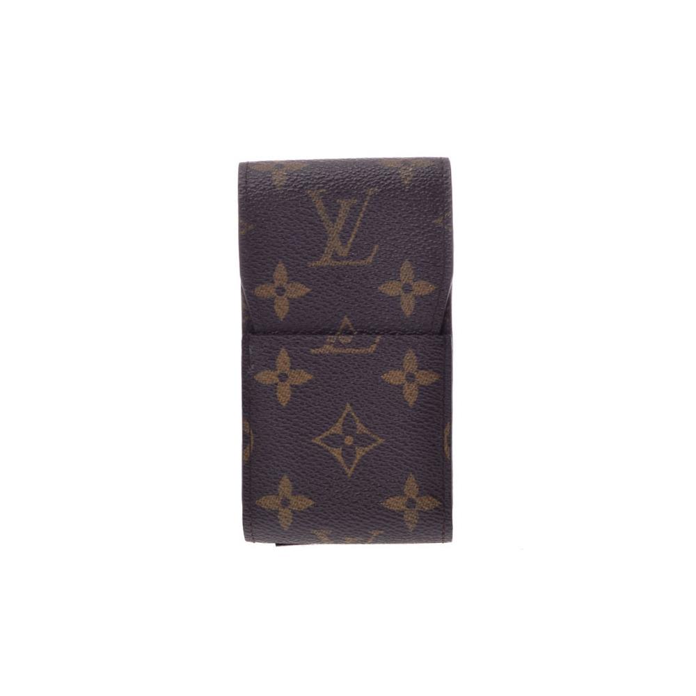 ルイ・ヴィトン(Louis Vuitton) 中古 ルイヴィトン モノグラム シガレットケース M63024 メンズ レディース LOUIS VUITTON