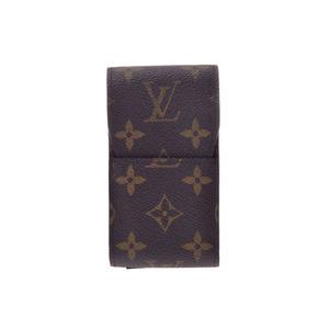 Louis Vuitton Monogram Cigarette Case Monogram M63024