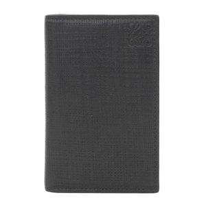 Loewe Folded Card Case Black