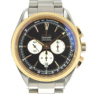 Omega Seamaster Aqua Terra Chronograph Men's Automatic Watch 221.20.42.40.01.002