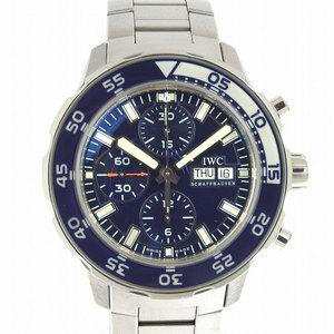 Iwc Aqua Timer Chronograph Men's Automatic Watch Iw 376710