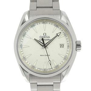 Omega Seamaster Aqua Terra White Dial Quartz Wrist Watch 231.10.39.60.02.001