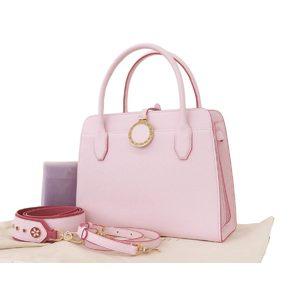 Bvlgari 2018ss Bulgari Alba Handbag Pink 284637 Reference Price 270,000 Yen