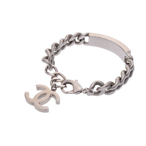 Chanel Coco Bracelet Silver