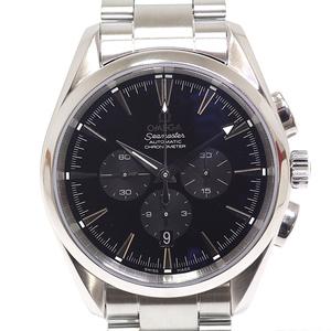 Omega Men's Watch Seamaster Aqua Terra Chronograph 2512.50 Black (Black) Dial