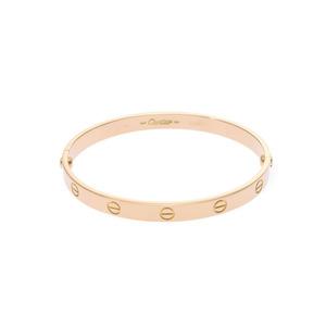Cartier Love Yellow Gold Bracelet