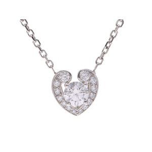 Cartier Platinum 950 Diamond Women's Necklace
