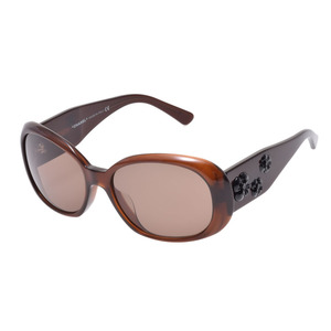 Chanel Camellia Women's Sunglasses Brown 5113 c.538/73