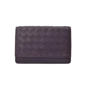 Bottega Veneta Intrecciato Intrecciato Business Card Case Brown 133945 V001U 2040