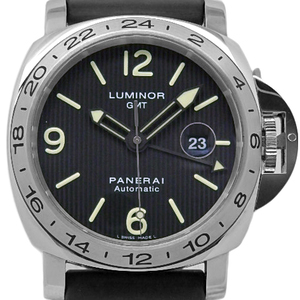 Panerai Luminor Gmt Pam00029 Men's Automatic M Number D Buckle Black Letter Board Wrist Watch