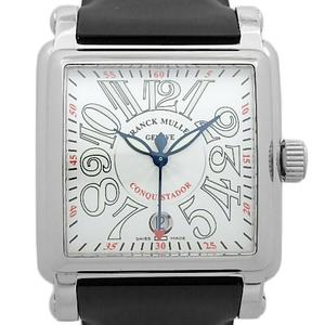 Franck Muller Frank Conquistador 1000 Hsc Cortes Mens Automatic Silver Dial Watch