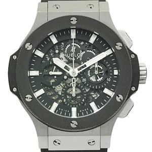 Hublot Big Bang Aeroban 311. Sm.1170.rx Autumen Mens Skeleton Dial Watch