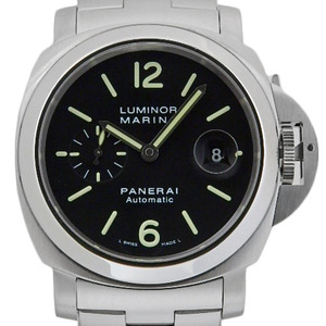 Panerai Luminor Marina Pam00299 Men's K Number Automatic Black Letter Board Watch