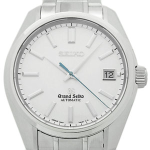 Seiko Gs Grand Sbgr 081 9s65 Historical Collection 100th Anniversary 1200 Limited Edition Automatic Men's Back Scale Silver Dial Watch